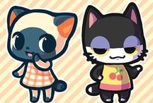 Animal Crossing New Leaf Goodies / A collection of cool and/or cute ACNL drawings, QR codes, and general fun stuff :3