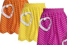 Aprons / by Barbara Poole