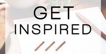 Self Development + Inspiration