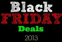 Black Friday 2013 Sales Ads / I will post all of the Black Friday Sales Ads here.