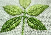 Embroidery: Needlepoint