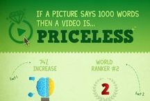 MARKETING + Video / Online video is one of the quickest and best ways to market your business. / by Techie Muse