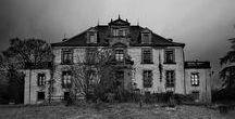 Spooky Places / Creepy old buildings.