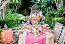 Summer Entertaining / Pick up hosting tips and tricks so you can throw seamless and stylish summertime get-togethers from now through Labor Day.