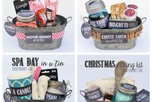 Gift Ideas / Pretty gifts people would actually want.  / by Erika Lancaster
