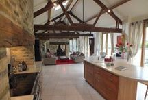 Barn conversion ideas / Inspirations for converted barns, ideas to share