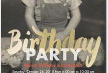 Grandpa's Birthday / by Kirstyn Gouldey