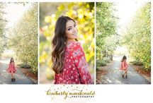 Sonoma County Senior Portraits by Kimberly Macdonald Photography / Sonoma County's senior portrait photographer, Kimberly Macdonald Photography