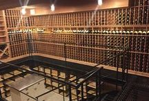 Wine Cellar Designs / For over 30 years, Wine Enthusiast has been been creating custom wine cellars both great and small. Here are just a few recent ones we've brought from design to reality. / by Wine Enthusiast