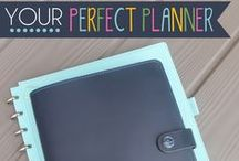 Life Organization / Tips and ideas to help me keep organized.  / by Erika Lancaster