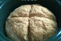 Crock Desserts/Breads