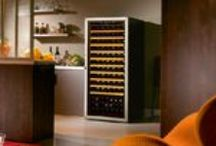 EuroCave Wine Cellars / EuroCave Wine Cellars, the finest wine cellars in the world, brought into your home for the very in wine storage.  Designed and Manufactured in France.