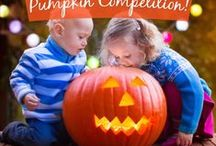 Halloween / Halloween fun, our entries to our #MulberryPumpkins competition and general halloween activities