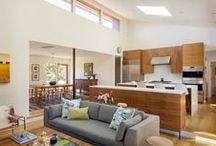 Our Work: Split Level Modern / Remodel and Master Bedroom Addition