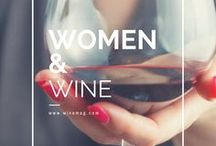 Women in Wine / All dedicated to women in wine in honor of National Women's Day and Women's History Month.