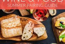 Summer Wine & Food Pairing Guide