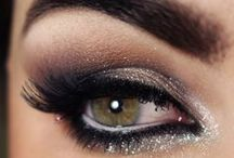 Stunning Eyes, Makeup, Hair Design & Nails