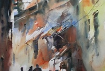 Painted Cityscapes