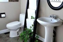 Bathroom Ideas / Innovative ideas for new bathroom looks.