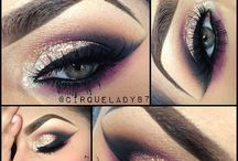 ♡ EYE Love Makeup ♡  / I don't believe makeup is to cover or change features, rather to enhance them. It is a form of ART <3 / by Marvie Khan ♡ ∞