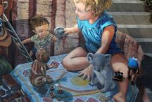 Trompe L'oeil / by Lynne Atchison