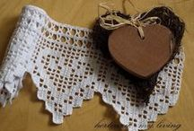 Crochet Lace, Edgings and Trim