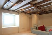 Basements - Case Studies / Cellar in South West London, transformed into a TV room with plenty of natural light.