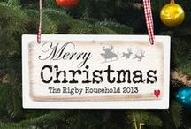 Ultimate Christmas Decorations / Our favourite Christmas decorations for your home.