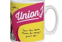 Union J gifts / Whether you're a super fan of Union J or just love their music then you'll also love the range of gifts we have for you to choose from. We find all the latest awesome presents which are Union J related and help you to find where to buy then.   If you've spotted some items we haven't listed then let us know.