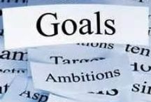Goal-Setting and Goal-Getting / In my view goals frame desires and intentions. They are the first step to manifesting desired outcomes. The goal-getting part comes with realistic time frames and action plans and is the focus of this board.