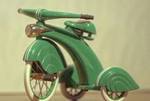 vintage, antique toys and games / by Greenway Studio