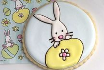 Easter - Biscuits / by Sarah-Lou