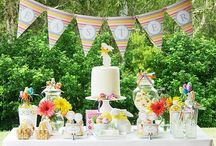 Easter - Party Tea / by Sarah-Lou