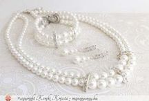 Esküvői ékszer / Wedding jewelry / A Nagy Nap részesének lenni az ékszerek, hajdíszek által -kiváltság!