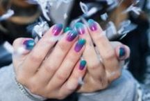 USC ♡s Nail Art / Get the latest nail art crazes down to a fine art with our latest board of ideas to try at home.