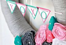 Tips & Crafty Bits - Wreaths / by Sarah-Lou