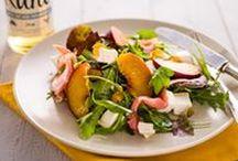 lekkere salate / Salate aus der LEKKEREI-Küche!