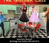 The Golden Cats - 50's Tribute
