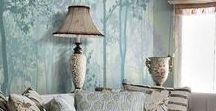 Оригинальные интерьеры Affresco, стильные идеи Вашего дома. / Обои и панно, фрески и фотообои. Оригинальные бесшовные покрытия для Ваших стен, которые расширяют пространство.
