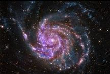 Astronomy, Galaxy. / Space Telescope - Galaxy, Astronomy.