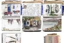 Art/sketchbook
