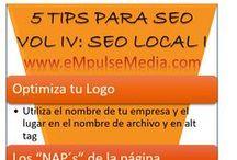 SEO / #tips para #optimizar el #SEO www.eMpulseMedia.com