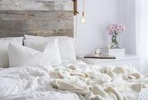 linen bedding / Linen bedding inspirations