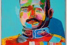 Andy Dixon Art / Andy Dixon paintings