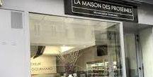 La Maison des Proteines. / La Maison des Proteines ~ Paris - France.  Food = Vegan = Ecology, Green. Sport.