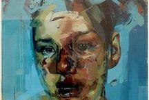 Jenny Saville Art