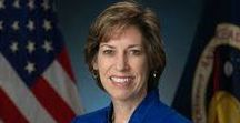 Dr. Ellen L. Ochoa. / NASA Former Astronaut and NASA JSC Director - Dr. Ellen L. Ochoa. NASA Johnson Space Center _ Houston : Texas ~ USA !.