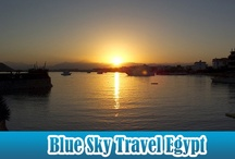 Blue Sky Travel Egypt has it all  / Blue Sky is a complete service travel company,our foundation has the turn key potential which is divided into : Incoming, Out going, Air lines ticket sales, Nile cruises & Transport Division. Blue sky was established by 1971 by Mr. Salama Gouda, one of the pioneers in travel industry in Egypt