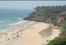 Beaches of South India / South India has a huge coastline with many golden sand beaches fringed by palm trees. However, much of it is not developed for tourism. Kerala's main beach resorts are Kovalam in the south and nearby Varkala. In central Kerala is the Mararikulam area and in north Kerala the area around Bekal is gradually being developed. In Tamil Nadu the main beach area is south of Chennai along the Coromandel coast. Karnataka does not yet have any beach resorts as such and most people stay in Goa.