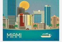Ciudad Magica / Miami always on my mind. See it like a native. / by M Alvarez